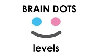 BRAIN DOTS LEVELS 95 - 106 GAMEPLAY (Android,Iphone,Ipad)