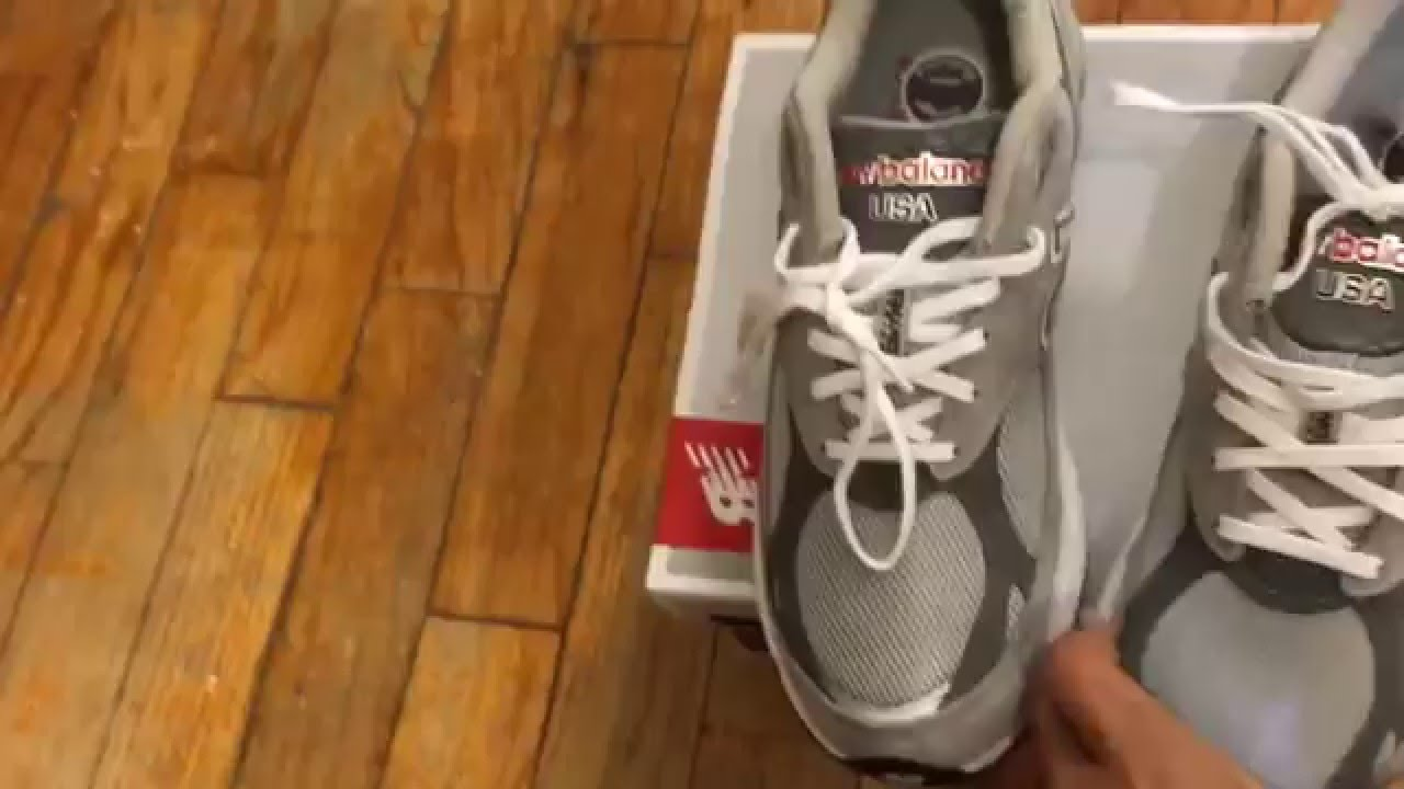 low priced ec614 12b97 New Balance 990v3 Review 2016