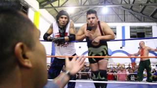 """Nicho el Millonario llama """"Luchadores de Internet"""" a Sick Boy y Pagano. NGX 27 Sept. 2014"""