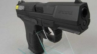 CYMA electric airsoft pistol,review, shooting