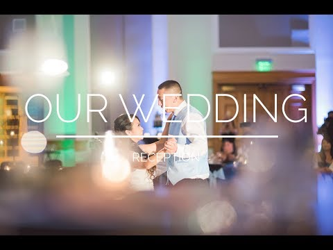 Elisa + Jeff's wedding - reception