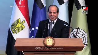 السيسي: مصر هاتكون دولة ثانية في ٣٠ يونيو ٢٠٢٠