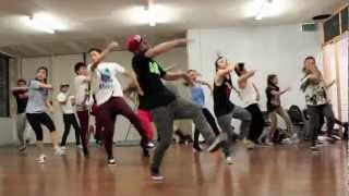 Jet Valencia | Red Cafe - Money Money Money Choreography Dance