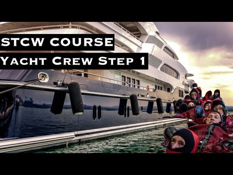 STCW Course Overview | Yacht Crew Requirements