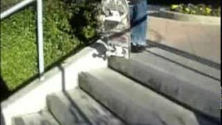 kaz skateboard 2008