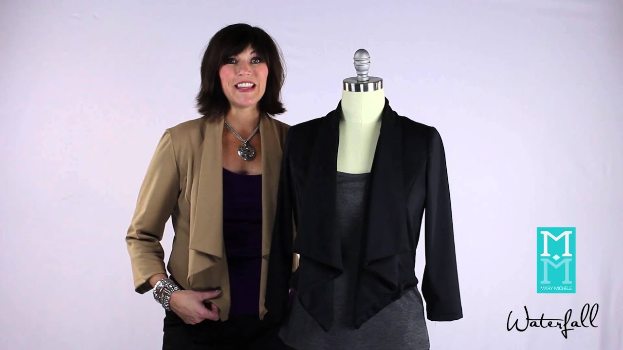 Waterfall Jacket - YouTube