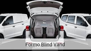 Download Video Wuling Formo  Minibus & Blind Van Penantang Gran Max MP3 3GP MP4