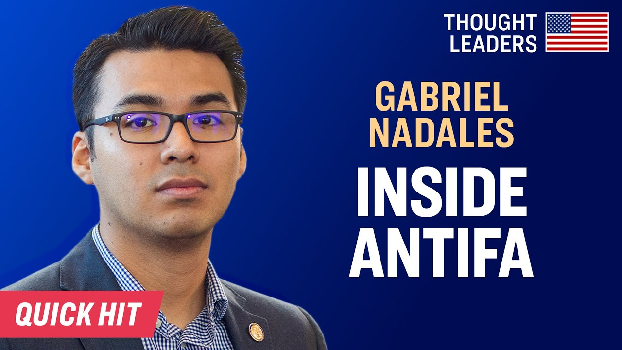 Why I Joined Antifa, and Why I Left—Gabriel Nadales [CPAC 2020] | American Thought Leaders