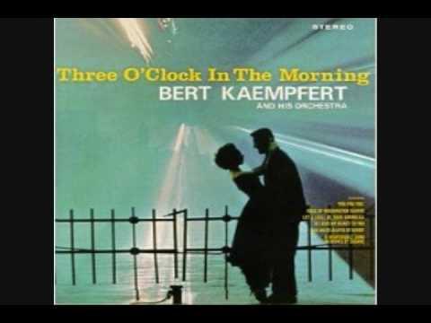 Bert Kaempfert - (There'll Be Bluebirds Over) The White Cliffs Of Dover (1965)