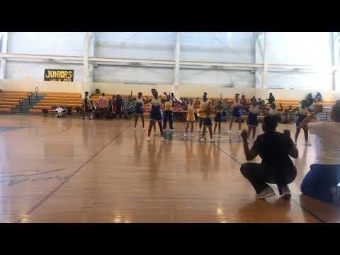 Belmont Runyon Elementary School Cheerleaders 2019 (3)