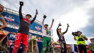 Racer X Films: 450 Press Conference | 2019 High Point National