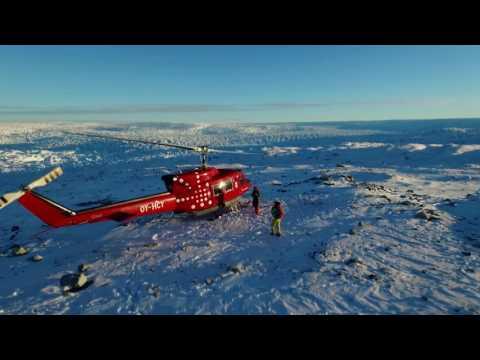 Ilulissat Aerial footage