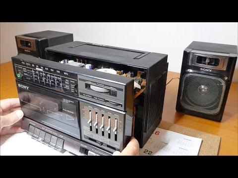 Vintage Sony CFS-1000S