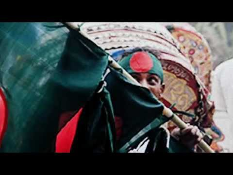 Hridoy Amar Bangladesh - Arfin Rumey ft Habib Wahid and Pradeep Kumar