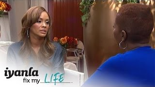 The Truth About Evelyn Lozada's History with Men | Iyanla: Fix My Life | Oprah Winfrey Network