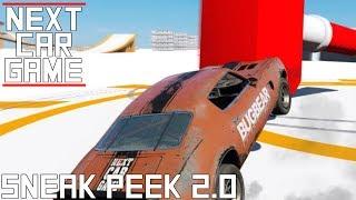 Jumps & Stuff | Next Car Game : Sneak Peek 2.0