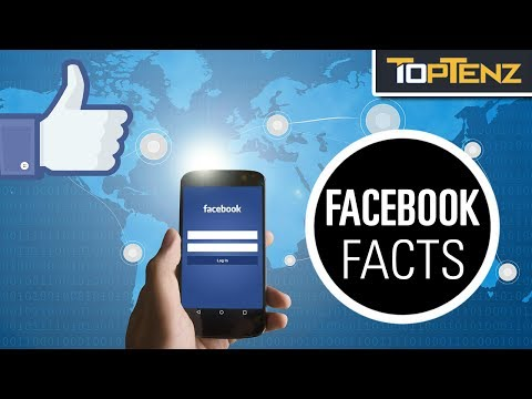 Top 10 FACTS About Surprising FACEBOOK |