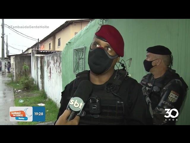 Polícia desarticula esquema de tráfico na Operação Latrol - Tambaú da Gente noite