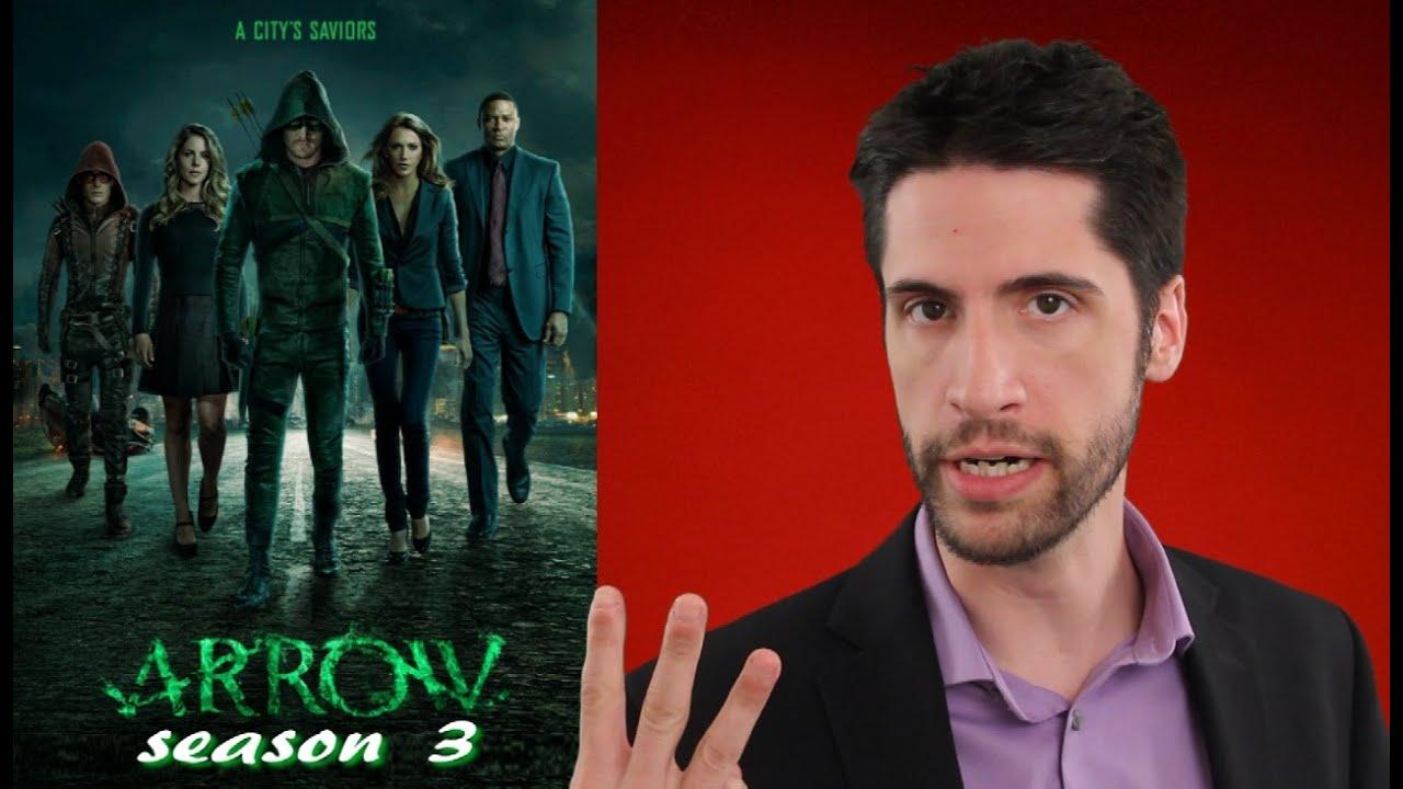 Download Arrow season 3 review