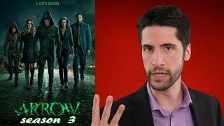 Arrow season 3 review