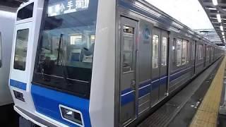 [警笛あり]西武池袋線6000系6110F回送 小手指駅発車
