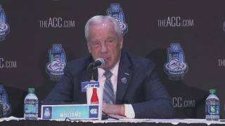 UNC Men's Basketball: Post Duke ACC Tournament PC