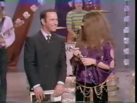 Hollywood Palace 6-05 Don Adams (host), Janis Joplin, Barbara Eden, Arte Johnson