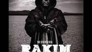 Rakim - Walk These Streets ft. Maino & Tracey Horton (with Lyrics)