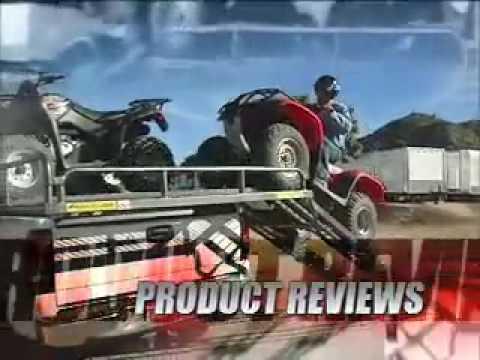 Atv Television Product Review Bulldog Atv Rack Youtube