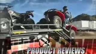 Atv Television Product Review - Bulldog Atv Rack