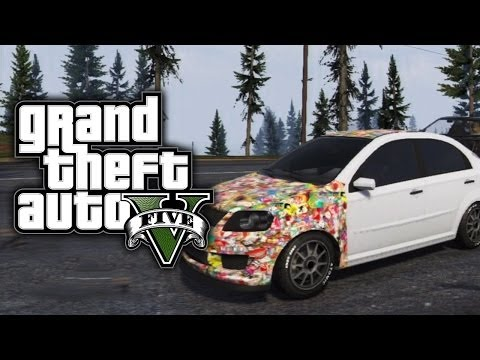GTA 5 Online: How to Get the Asea