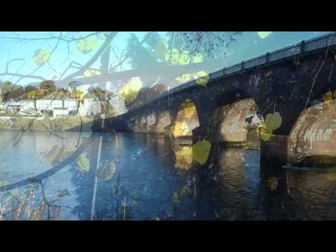 Autumn on the Banks of the River Tay Perth
