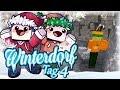 Minecraft Winterdorf - Tag 4