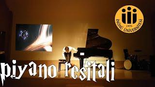 Film Müzikleri Piyano Resitali / Movie Soundtracks Piano Recital - Ahmet OĞUR