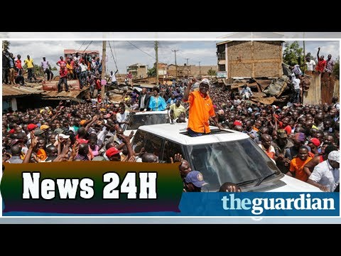 Kenyan police hunt opposition politicians they blame for violence   News 24H