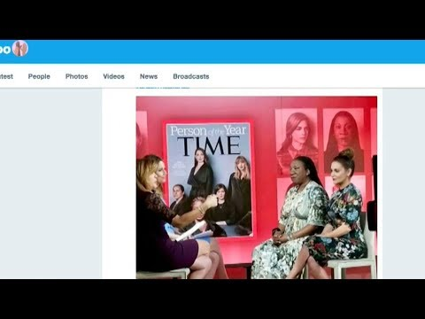 Download Youtube: Time Magazine's Person of the Year 2017: The Silence Breakers