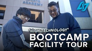CLG Bootcamp Tour - Sports Academy Facility