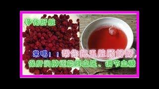 常喝五味子茶,幫你把五臟顧好好,保肝潤肺還能降血壓、調節血糖