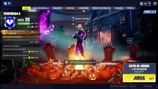 FORTNITE ? SHOWING BUG OF 40 FREE LEVELS ? HALLOWEEN CHALLENGES(IT WORKS SOME)