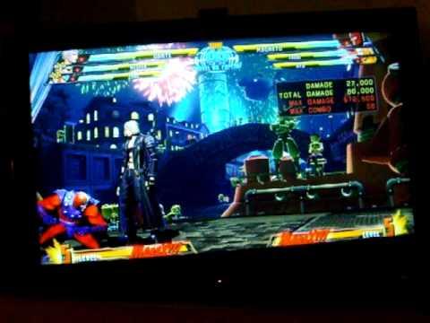 Marvel vs. Capcom 3: Dante's Tips and Combos