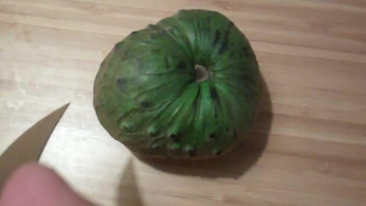 Corazon Cherimoya Fruit Youtube