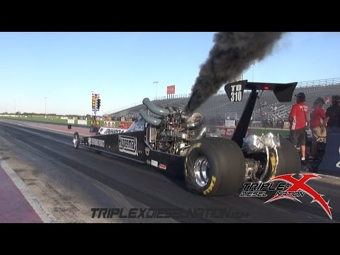 FASTEST DIESEL RACING ON EARTH!!