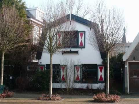 Het Dorp Sloten in Amsterdam.