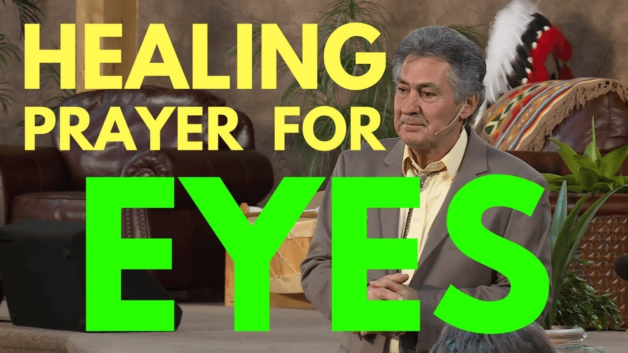Healing Prayer For Eyesight And Vision Problems - Mel Bond