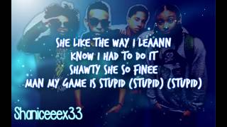 Mindless Behavior Ft. Soulja Boy - Lean ( Lose It ) HD LYRICS