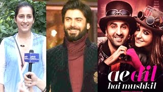 ae dil hai mushkil review of fawad khan s shocking role
