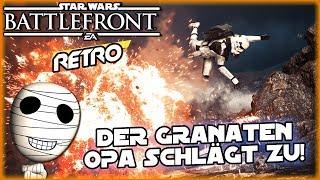 Der Granatenopa! - Star Wars Battlefront Retro #53 - Lets Play