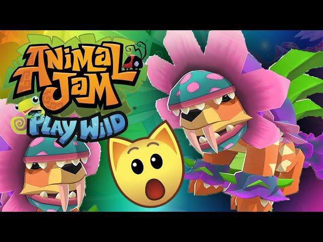 New Sabertooth Animal + Forest Runs Tutorial | Animal Jam Play Wild
