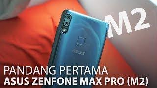 Asus Zenfone Max Pro (M2) - Bateri 5000mAh, Stock Android, Snapdragon 660