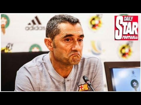 Barcelona's Jordi Alba must use Spain snub as motivation - Ernesto Valverde